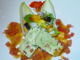 Avocado Terrine