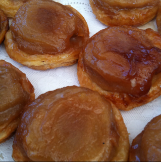 Mini Tart Tatin