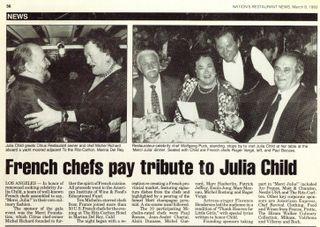 Merci Julia 1993