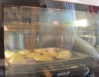 P souffle oven