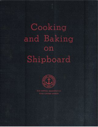 Ship Cooking Cover