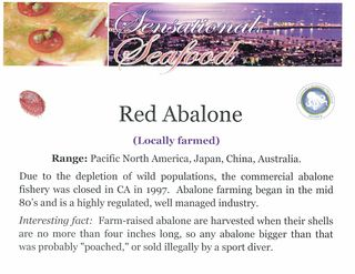 Abalone event